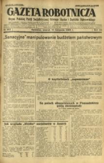 Gazeta Robotnicza, 1929, R. 34, nr 267