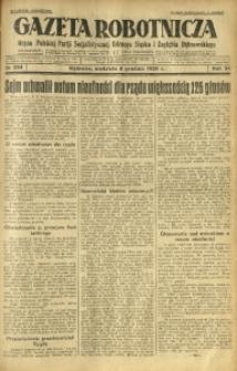 Gazeta Robotnicza, 1929, R. 34, nr 284