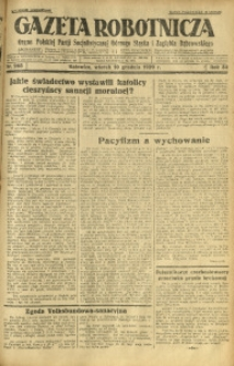 Gazeta Robotnicza, 1929, R. 34, nr 285