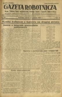 Gazeta Robotnicza, 1929, R. 34, nr 291