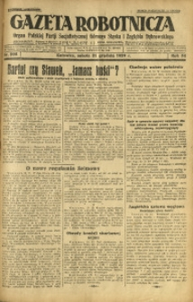 Gazeta Robotnicza, 1929, R. 34, nr 295
