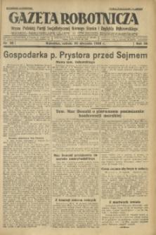 Gazeta Robotnicza, 1930, R. 35, nr 20