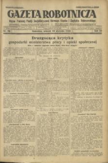 Gazeta Robotnicza, 1930, R. 35, nr 22