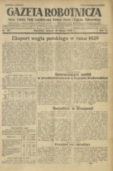 Gazeta Robotnicza, 1930, R. 35, nr 40
