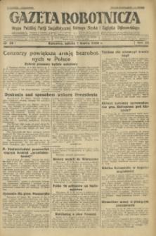 Gazeta Robotnicza, 1930, R. 35, nr 50