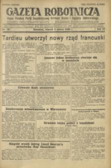 Gazeta Robotnicza, 1930, R. 35, nr 52