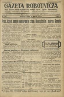 Gazeta Robotnicza, 1930, R. 35, nr 65