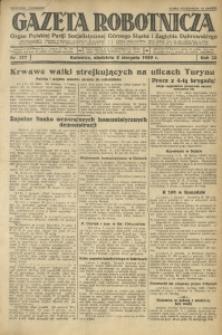 Gazeta Robotnicza, 1930, R. 35, nr 177