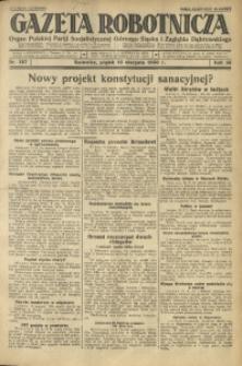 Gazeta Robotnicza, 1930, R. 35, nr 187