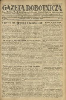 Gazeta Robotnicza, 1930, R. 35, nr 220