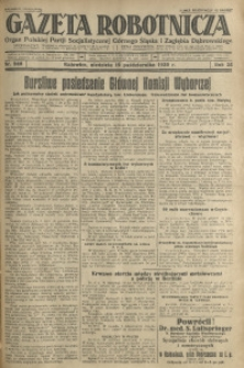 Gazeta Robotnicza, 1930, R. 35, nr 242