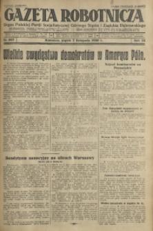 Gazeta Robotnicza, 1930, R. 35, nr 257