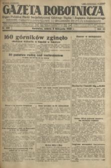 Gazeta Robotnicza, 1930, R. 35, nr 258