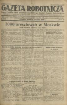 Gazeta Robotnicza, 1930, R. 35, nr 273