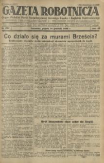 Gazeta Robotnicza, 1930, R. 35, nr 292