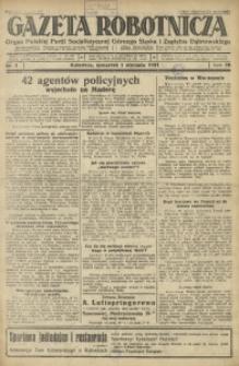 Gazeta Robotnicza, 1931, R. 36, nr 1