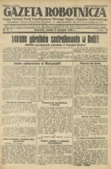 Gazeta Robotnicza, 1931, R. 36, nr 2