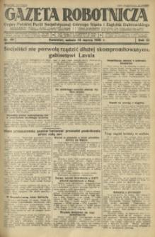 Gazeta Robotnicza, 1931, R. 36, nr 60