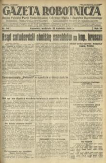 Gazeta Robotnicza, 1931, R. 36, nr 84
