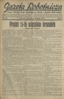 Gazeta Robotnicza, 1931, R. 36, nr 116