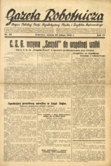 Gazeta Robotnicza, 1932, R. 37, nr 22