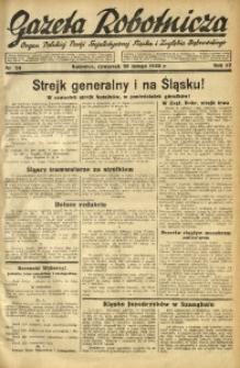 Gazeta Robotnicza, 1932, R. 37, nr 24