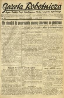 Gazeta Robotnicza, 1932, R. 37, nr 57