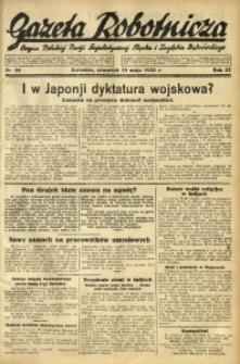 Gazeta Robotnicza, 1932, R. 37, nr 60