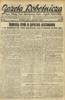 Gazeta Robotnicza, 1933, R. 38, nr 25