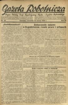Gazeta Robotnicza, 1933, R. 38, nr 32