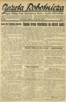 Gazeta Robotnicza, 1933, R. 38, nr 39