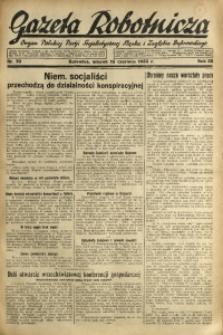 Gazeta Robotnicza, 1933, R. 38, nr 70