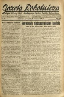 Gazeta Robotnicza, 1933, R. 38, nr 71