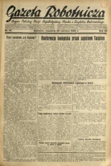 Gazeta Robotnicza, 1933, R. 38, nr 74