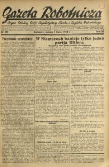 Gazeta Robotnicza, 1933, R. 38, nr 78