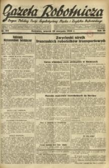 Gazeta Robotnicza, 1933, R. 38, nr 103
