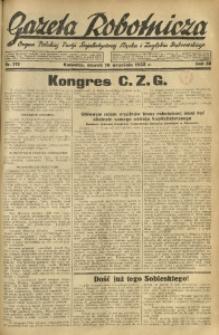Gazeta Robotnicza, 1933, R. 38, nr 112