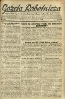 Gazeta Robotnicza, 1933, R. 38, nr 115