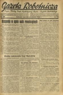 Gazeta Robotnicza, 1933, R. 38, nr 149