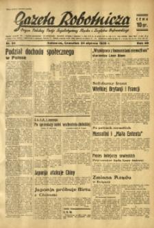 Gazeta Robotnicza, 1935, R. 40, nr 24