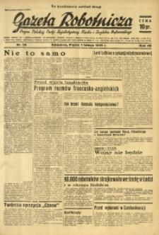 Gazeta Robotnicza, 1935, R. 40, nr 34