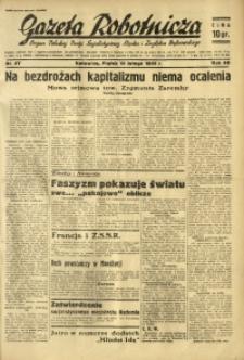 Gazeta Robotnicza, 1935, R. 40, nr 47