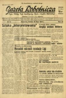 Gazeta Robotnicza, 1935, R. 40, nr 140