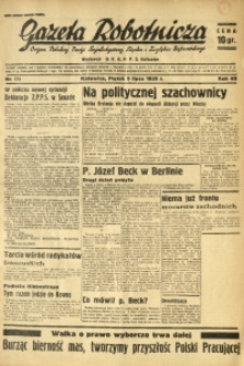 Gazeta Robotnicza, 1935, R. 40, nr 174