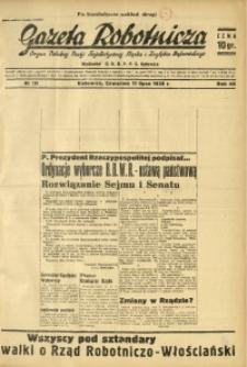 Gazeta Robotnicza, 1935, R. 40, nr 180