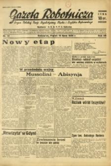 Gazeta Robotnicza, 1935, R. 40, nr 181