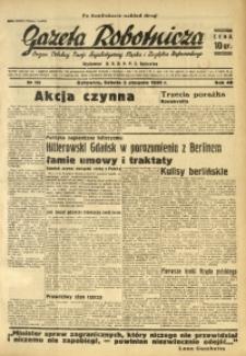 Gazeta Robotnicza, 1935, R. 40, nr 205
