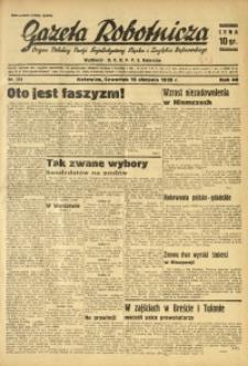 Gazeta Robotnicza, 1935, R. 40, nr 216
