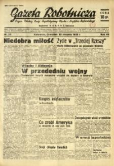 Gazeta Robotnicza, 1935, R. 40, nr 231