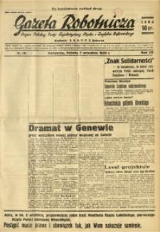 Gazeta Robotnicza, 1935, R. 40, nr 239